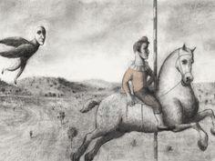 La feria abandonada : Pablo Auladell