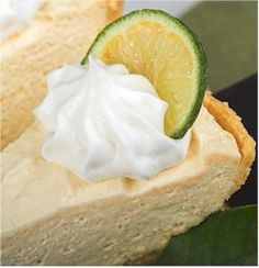 'Real' Key Lime Pie Recipe..My favorite. The best Key Lime pie I've ever had was in this great restaurant in the Cayman Islands. Will never forget it.