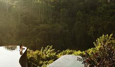 Piscinas en un hotel de Bali