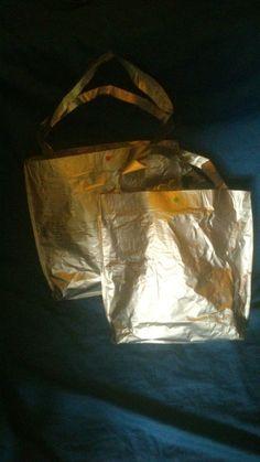 Tasche aus Kaffeetüten - bügeln statt nähen