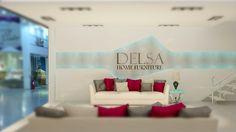 """DELSA"" Interiors , by Mehdi Saleh"