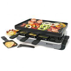 Swissmar Cast Iron raclette set for 8 people