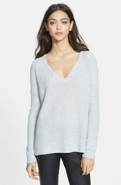 Theory 'Tarladia' Cashmere Sweater available at #Nordstrom