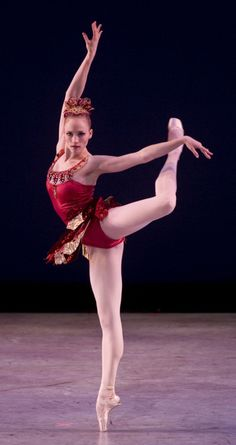 Rubies ♥ New York City Ballet