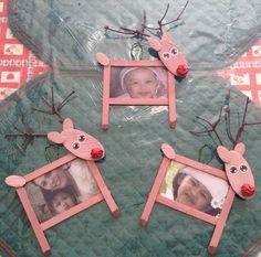 Reindeer Frames