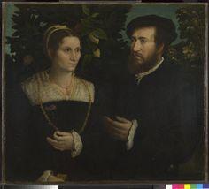 Un homme et son épouse