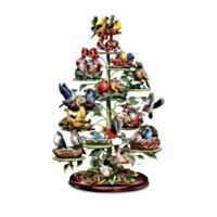 902649 - Songbird Figurine Collection With Musical Tableto…