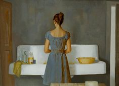 Commonwealth by Bo Bartlett #painting