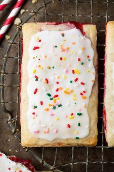 Homemade Pop Tarts | Cooking Classy