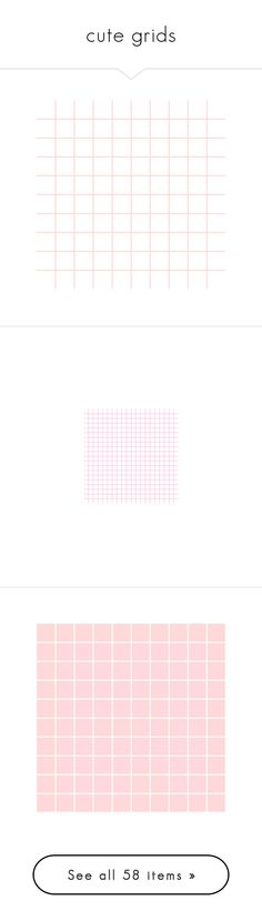"""""""cute grids"""" by kawaii-items ❤ liked on Polyvore featuring cute, pastel, kawaii, japan, aesthetic, backgrounds, fillers, grids, pictures and text"""