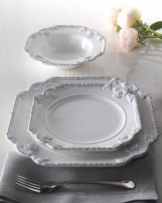 Beautiful dishes!