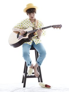 Yoo Seung Woo - Oh Boy! Magazine Vol.38