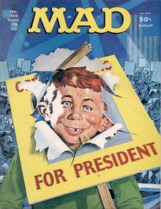 Favourite Black & White Comicbook - Humour (1977) : Mad