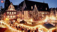 48 STUNDEN IN QUEDLINBURG Harzer Adventszauber