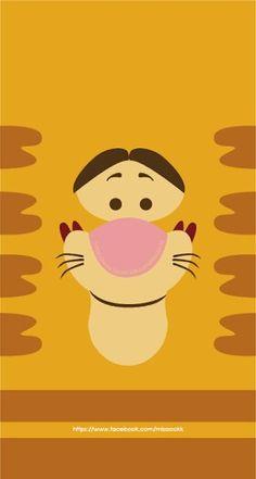 Winnie The Pooh Drawing, Tigger Winnie The Pooh, Winnie The Pooh Friends, Pooh Bear, Disney Phone Wallpaper, Cartoon Wallpaper, Iphone Wallpaper, Cute Wallpaper Backgrounds, Pretty Wallpapers