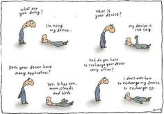 Leunig - The Sky is My Device