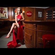 A drink anyone ? -   Rita Ora for Coca-Cola