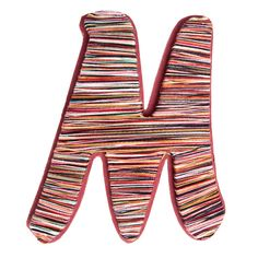 Yarn Wrapped Letter M