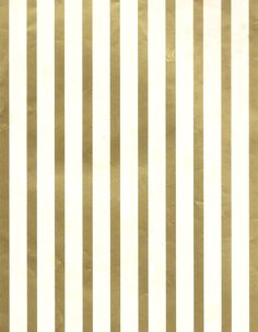 gold and white stripes