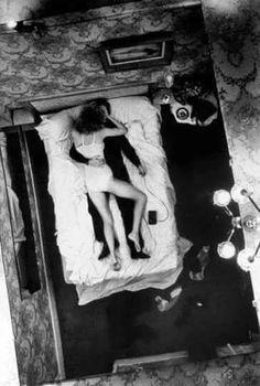 Self portrait. Helmut Newton