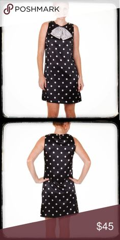 Black Polka Dot Dress Boutique. Black Polka Dot Dress Tracy Negoshian ...