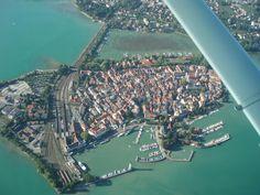 Lindau, die Insel