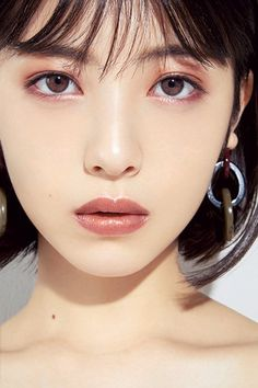 メイク Make-up make-up COOKING OF GRAINS. Japanese Makeup, Japanese Beauty, Korean Beauty, Asian Beauty, Japanese Girl, Beauty Make-up, Beauty Hacks, Hair Beauty, Korean Eye Makeup