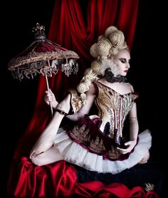 The Voyage by Kirsty Mitchell. Well worth a click over to her blog to read about the process of making this beautiful series.
