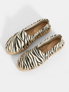 Animal Espadrille Assorti - Costes Fashion. Celebrate summer with Costes! #COSTESTRAVEL #COSTESFASHION #BRAINYDAYS @michellekluit x @costesfashion