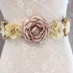 On my Shopify store : Fashion Flower Sash Belt (4 sizes 45 inches - 68 inches) http://5facesofeve-shop.com/products/fashion-flower-sash-belt-4-sizes-45-inches-68-inches?utm_campaign=crowdfire&utm_content=crowdfire&utm_medium=social&utm_source=pinterest