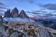 Living in a Dream - Tre Cime Lavaredo- Dolomites