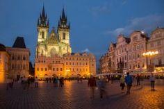 De prachtige hoofdstad Praag