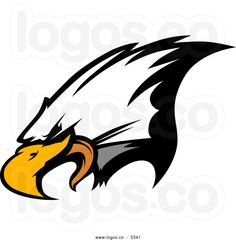 http://images.clipartpanda.com/hawk-head-clipart-royalty-free-vector-of-a-logo-of-a-fierce-bald-eagle-head-by-chromaco-5341.jpg