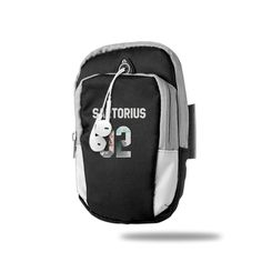 Jacob Sartorius Hit Or Miss Sports Arm Bag/ Armbands, Multifunctional Pockets ArmBag For Cell Phone - Ideal For Workout, Hiking, Jogging, Gym, Running (7.1 X 3.1 Inches) Black. Material: 100% Polyester ArmBag. Dimensions: 7.1 (180mm) X 3.1 (90mm) X 2.0 (50mm) Inches (H X W X D). Double Pockets Arm Bag Give You A Soft Feelings When You Wear It. Need About 1-3 Weeks Days To Get This Item, Please Ignore The Delivery Date. For Iphone7, 7plus, 6, 6plus, 5, 5s, 5c,Galaxy S7, S6, S5,S4, Note…