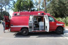 This guy turned an ambulance into the ultimate adventuremobile | GrindTV.com