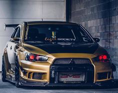 Smooth and Sleek Evo!