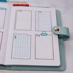 """Want to move your love for stationery to your Bullet Journal? Check out my September """"Back To School"""" themed Bullet Journal setup! Cover page, weekly log, monthly recap and a few more pages for you to get inspired to give a try to this fun theme. Back To School Bullet Journal, Making A Bullet Journal, Bullet Journal Paper, Bullet Journal Mood Tracker Ideas, Bullet Journal Month, Bullet Journal Lettering Ideas, Bullet Journal Notebook, Bullet Journal Ideas Pages, Bullet Journal Inspiration"""