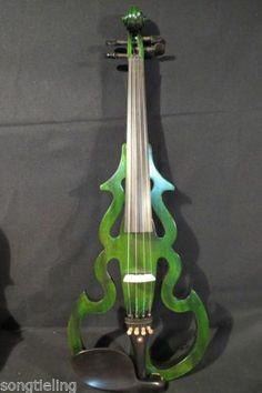 Electric Viola Accajou Body 7037