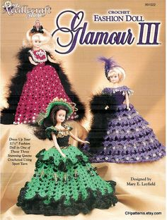 crochet fashion doll glamour iii crochet barbie doll dress pattern instructions for doll dresses