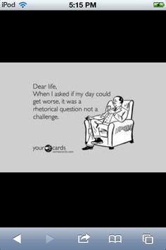 LOL!!  So true so often!! ;)