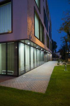 Stacja Pilotowa Gdynia. Projekt: NANU Pracownia Architektoniczna