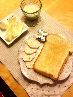 おはようございます!いつもグリーンスムージーを飲んでくれない子供達のために今日はミックスジュースにしました♪ 私はほうれん草を後いれで。 - 25件のもぐもぐ - 朝食 by ekianti