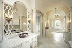 Bath Rooms - mediterranean - bathroom - houston - John Termeer