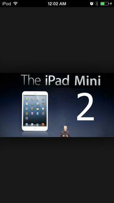 iPad mini white or purple!