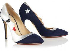 Charlotte Olympia - Luna shoes    http://www.charlotteolympia.com/fall-2012/luna-2610.html