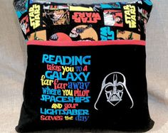Image result for star wars reading pillow