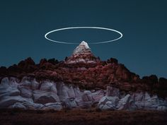 itscolossal:  Long Exposure Photos Capture the Light Paths of...