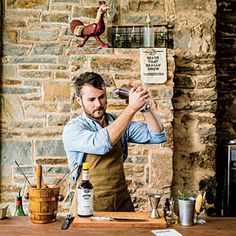 """Southern Living names Nashville's Pinewood Social as a top bar in """"The South's Best New Bars 2014"""" list"""
