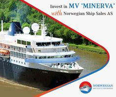 If you want to invest in MV Minerva, contact Norwegian Ship Sales AS which is one of the leading ship broker company in Norway. Norway, Cruise, Investing, Cruises