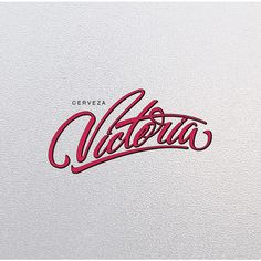 Cerveza Victoria ⚡️ 194/365 #lettering #calligraphy #victoria #fanart Type Art, Types Of Art, My Name Tattoo, Victoria Name, Calligraphy Name, Zodiac Signs Virgo, Name Tattoo Designs, Name Design, Tattoo Drawings
